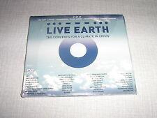 COMPIL 3 CD DVD LIVE HEART BON JOVI MADONNA POLICE