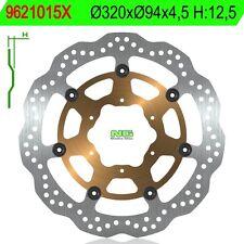 9621015X DISCO FRENO NG Anteriore HONDA VTR SP01/SP02 (RC 51) 1000 00-04