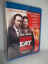 Dog Eat Dog (Blu-ray 2015) Nicolas Cage, Willem Dafoe - New/Sealed