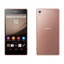 DOCOMO SONY SO-03G XPERIA Z4 ANDROID PHONE SMARTPHONE UNLOCKED NEW JAPAN COPPER