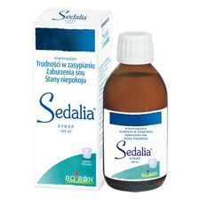 SEDALIA By BOIRON - Homeopathy Syrup for SLEEP DISORDER & NERVOUSNES from 1year