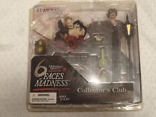 McFarlane's Monsters III 6 Faces of Madness Collector's Club Accessory Pack
