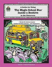 NEW The Magic School Bus: Inside a Beehive by Ruth Young