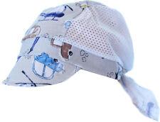 Kopftuch 45-53 Baby Kinder Sommer Mütze Mützchen Kopfbedeckung Bandana one size