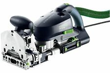Festool Joining machine DOMINO XL DF 700 EQ-Plus 574320 + 497871 cut router D 14
