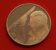 Bronze Medal Medallion RAF Museum First Rocket Propelled Aircraft 1929 Dr Opel
