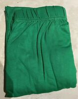 New Women's Classic Long Legging Cotton Blend Color Green -Free Size Stretchable
