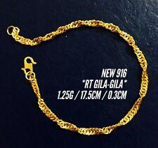 Gold Bracelet - Gila-Gila