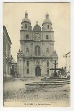 AK Saint-Hubert, Eglise abbatiale, 1910