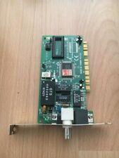 Ethernet Adapter, Realtek RTL8029AS, RJ45 BNC  PCI Netzwerkkarte Karte
