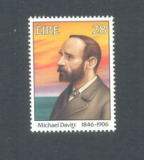 Michael Davitt-Ireland-Land League founder-Historical Figure- mnh (1009)