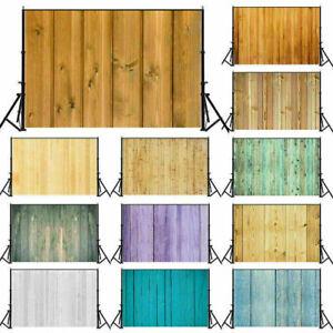 5x7ft/3x5ft Vinyl Photography Backdrop Wood Brick Floor Photo Background Props