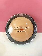 New Laura Geller Baked Setting Powder - Tan Full Size 9 g.