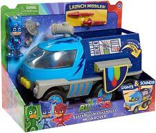 PJ Masks Super Moon Mega Rover Ages 3 Toy Car Jeep Play Race Catboy Light Gift