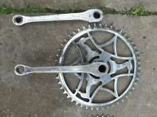 VINTAGE RALEIGH CRANK 48 TOOTH SQUARE ARM 1950S 60S