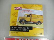 AA568-0,5# Brekina H0 Paketwagen Deutsche Bundespost Magirus S 3500, NEUW+OVP