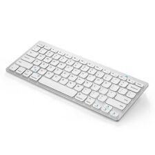 Anker Ultra Slim Bluetooth Wireless Keyboard White AK-A7726121 iOS  Android  Mac