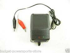 Chinese ATV 90CC 110CC 2 CHARGER GATOR CLIPS 12VOLT CHARGE all taotao atvs jcl