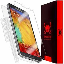 Skinomi Clear FULL BODY Skin+ Screen Protector for Samsung Galaxy Note 3 III