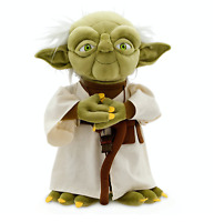 "DISNEY Star Wars Yoda 17"" Plush - The Empire Strikes Back - 40th Anniversary NEW"