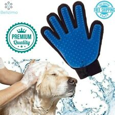 Cat Glove Grooming Dog Cat Grooming Cleaning Massage Glove for Animal