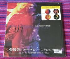 Leslie Cheung( 張國榮) ~ 張國榮97Concert ( Picture  Disc with Serial number 1372 ) Lp