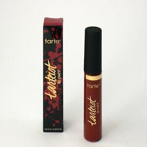 Tarte Tartiest Lip Paint Vibin Shade 6mL / 0.20 oz Paraben+ Sulfate Free BNIB