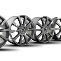 Mercedes 20 Zoll Felgen ML GL X164 W164 A1644017502 Alufelgen 8,5 x 20 ET 56 NEU