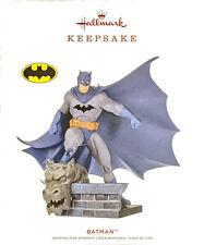 DC Comics ~ BATMAN ~ Hallmark Keepsake Christmas Tree Ornament (2019)