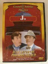 DVD JO - Jean LEFEBVRE / Philippe NICAUD - Daniel COLAS