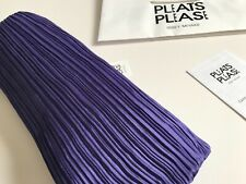 Gorgeous Pleats Please by Issey Miyake Light Purple Wrap Scarf Madame T
