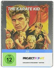 THE KARATE KID - Steelbook  [Blu-ray] - NEU in Folie (513)