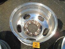 2005-2018 Ford F350 Dually 17x6.5 Steel Rear Wheel Rim OEM Hollander # 3619 #2