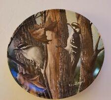 The Downy Woodpecker Plate Encyclopaedia Britannica Birds Of Your Garden