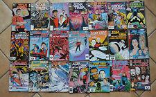 LOTTO 51 FUMETTO lingua inglese DC COMICS MARVEL STAR TREK NEXT GENERATION  F81