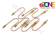 Gas Pilot Burner Thermocouple 30cm QTY 5 for ARCHWAY NEWSCAN Doner Kebab Machine