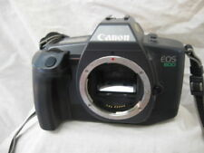 CANON EOS 600 FILM CAMERA.BODY ONLY + INSTRUCTION MANUAL.TESTED OK.S/N 2311307