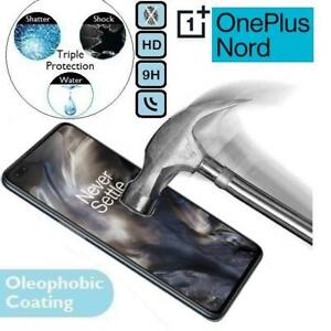 100% Genuine Tempered Glass Screen Protector (One Plus AC2003) For OnePlus Nord