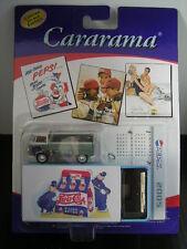 CARARAMA LIMITED TIN BOX EDITION PEPSI COLA 1.72 AUTO 6