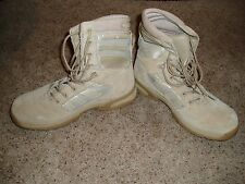 Mens ALTAMA Military Boots Sz 13 Desert Tan 3358 R  Lightweight FREE SHIPPING!