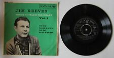 Jim Reeves Songs To Warm The Heart Vol.2 UK 7in EP 60s RI RCA Victor Country