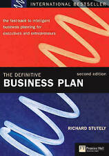 Acceptable, The Definitive Business Plan: The Fast-track to Intelligent Business