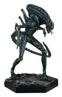 ALIEN / PREDATOR Figurine ALIEN WARRIOR XENOMORPH (ALIENS) 14 CM EAGLEMOSS 1/16