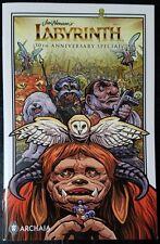Jim Henson's Labyrinth #1 30th Anniversary Special Archaia Comics 2016