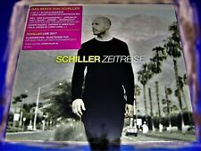 SCHILLER - ZEITREISE DAS BESTE 2CD Deluxe Digipak OVP > CD Shop 😊 111austria 😊