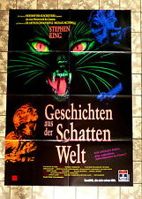 TALES FROM THE DARKSIDE * Stephen King - VIDEO-POSTER A1 -German 1-Sheet ´91