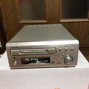 DENON DMD-M50 MINIDISC Recorder MD Deck Player 2001