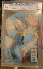 batman the dark knight returns 2 CGC 9.2