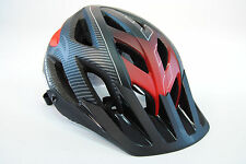 Cannondale Ryker AM Bicycle Helmet Black/Red 58-62cm Large/Extra Large