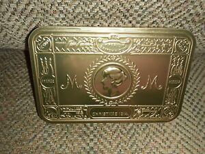 FIRST WORLD WAR CENTENARY TIN 2014 CHRISTMAS BOX DAILY MAIL IMPERIUM BRITANNICUM